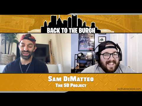 Back To The Burgh - The SD Project with Sam DiMatteo