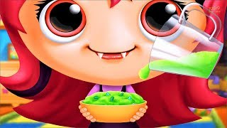 Baby Monster Care Game - Play Teeth Brush Makeup Style & Fun Dentist Gameplay Android /ios