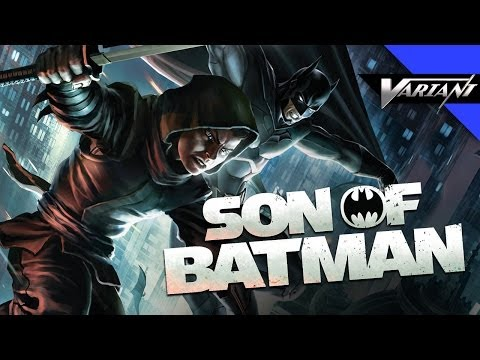 Son Of Batman Movie REVIEW! (Spoiler Free)