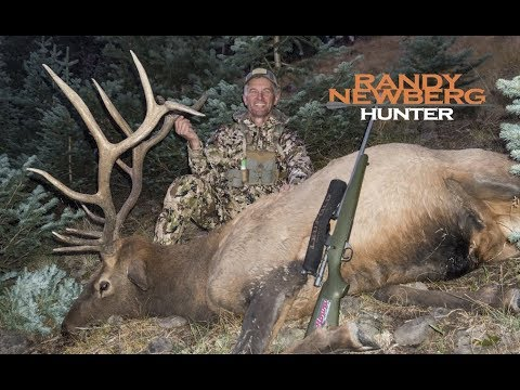 Don't Forget to Apply For Elk in Arizona with Randy Newberg