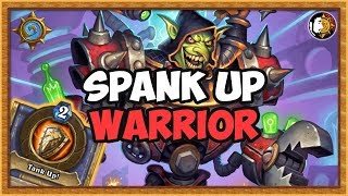 Hearthstone: Tank Up Spank Up - Control Warrior
