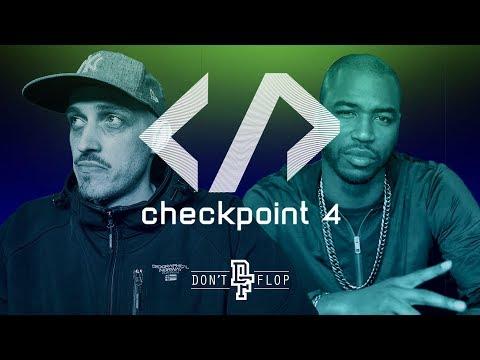 RESPEK BA VS SERIUS JONES | Don't Flop Rap Battle