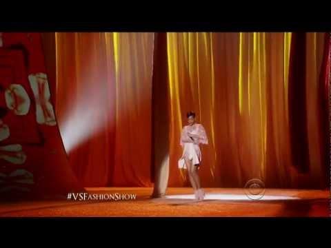 Rihanna   Phresh Out The Runway Victorias Secret HD