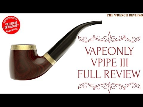 Vapeonly VPipe III Full Review