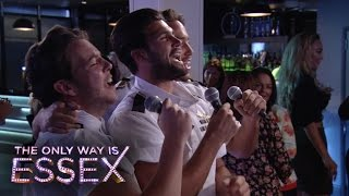 Dan, Diags and Lockie Sing For The Girls - The Only Way Is Essex