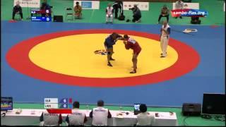 Чемпионат мира по самбо  2014 год -  90 кг