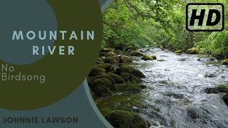 1 Hour Relaxing Sound of Water-Nature Sounds Meditation Relaxation W/O Birdsong-Relax-Calming