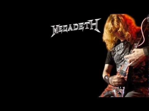 Megadeth  Back In The Day  Lyrics HD