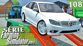 Farming Simulator 2013 - Comprando Carro de Luxo(Série: Um Fazendeiro de Sucesso - Farming Simulator 2013 Episódio: 108 Playlist da Série: http://goo.gl/K9ajl ➨ Vídeo Novo: Lamborghini Off Road ..., 2015-01-09T19:30:03.000Z)