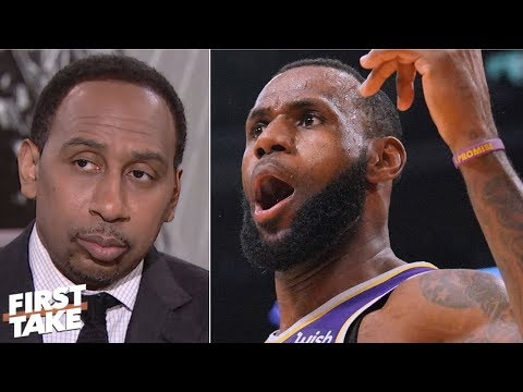 download 'Kevin Durant didn't disrespect LeBron James' - Stephen A. | First Take