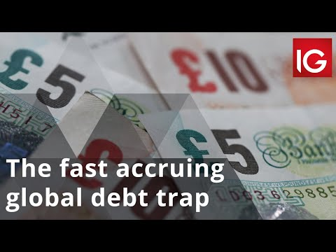 Growing global debt: 'There will have to be a write down'