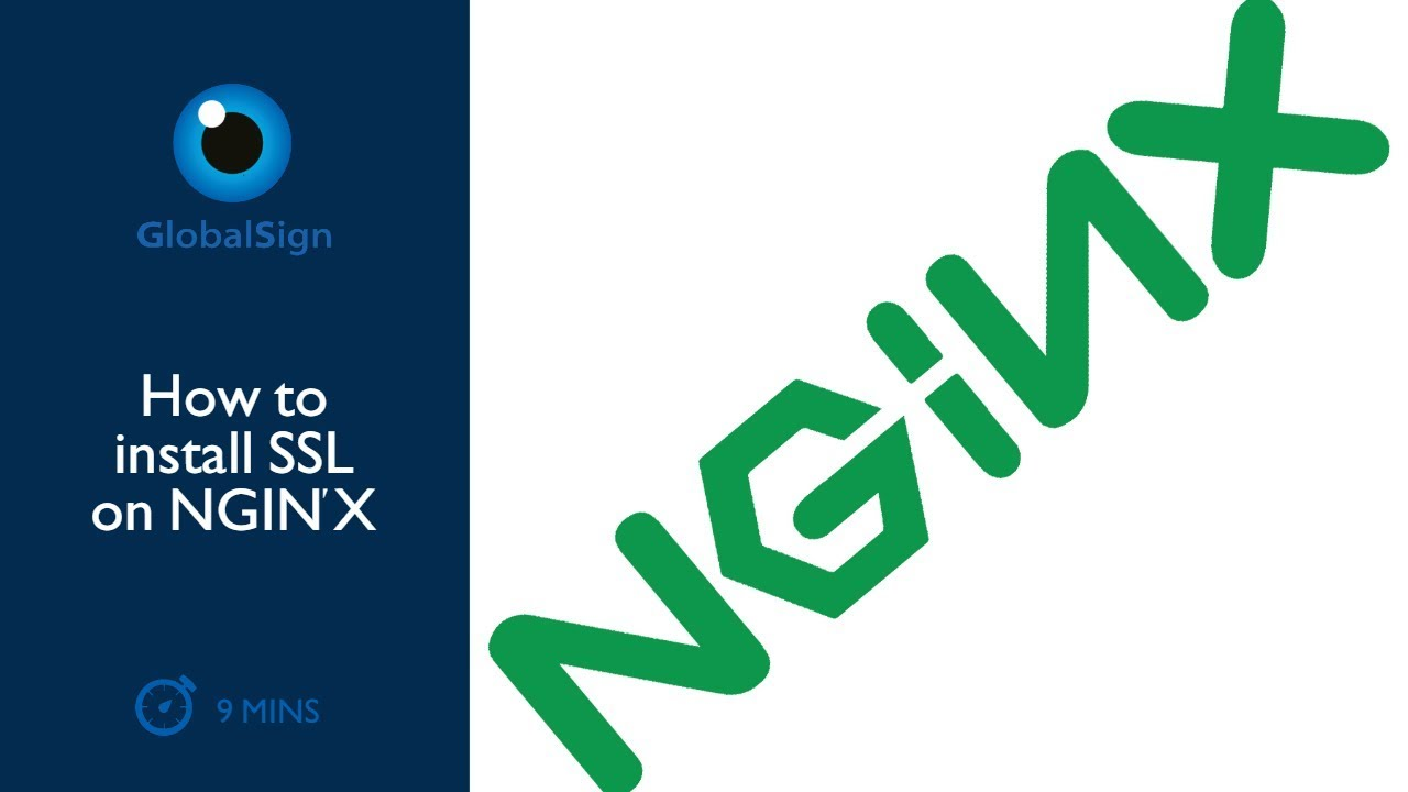How To Install Ssl On Nginx Youtube