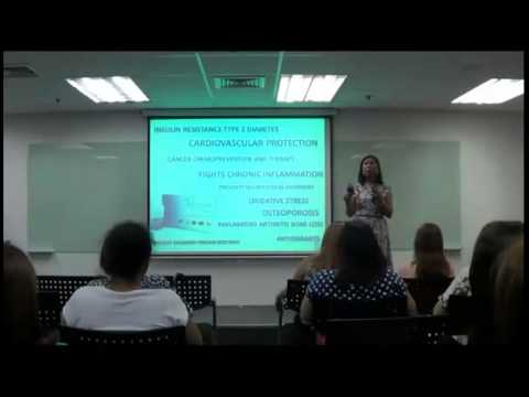 Jeunesse Training at Makati office, Philippines 2015 May