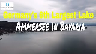 Germany's 6th Largest Lake, Ammersee | Lakes in Germany | Germany Travel Vlogs