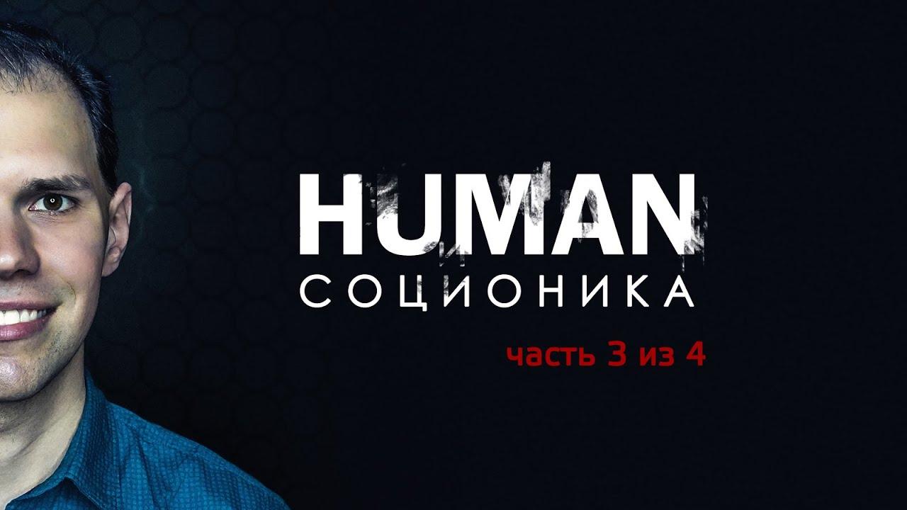HUMAN. СОЦИОНИКА. Часть 3. Cоционика Стихий