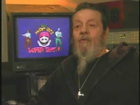 The Super Mario Bros. Super Show DVD Box Set Volume 1 Feature - Captain Lou Albano Interview