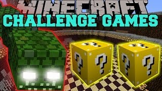 Minecraft: NAGA CHALLENGE GAMES - Lucky Block Mod - Modded Mini-Game