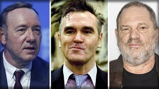 FIRST MORRISSEY DEFENDS SEX CRIMINALS WEINSTEIN AND SPACEY THEN SAYS THE UNTHINKABLE ABOUT TRUMP