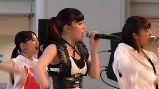 6月20日発売 フェアリーズ最新アルバム 「JUKEBOX」リリースイベント 池...