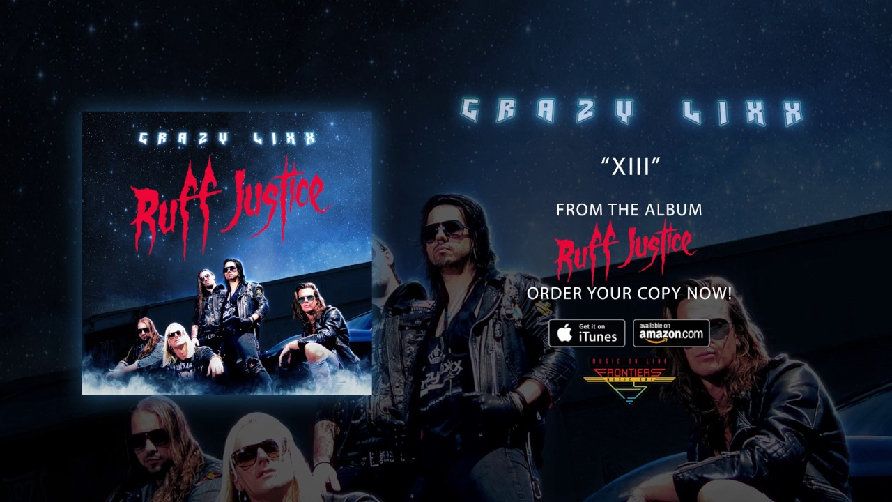 crazy-lixx-xiii-official-audio-frontiers-music-srl