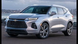 2019 Chevrolet Blazer Premier – Interior, Exterior and Drive