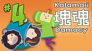 Katamari Damacy: So Small - PART 4 - Game Grumps