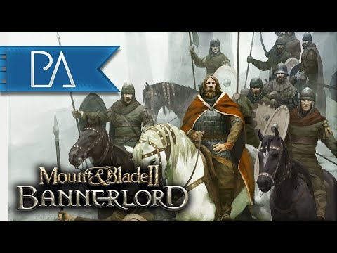 RAISE THE BANNERS! WE MARCH TO WAR! - Empire Campaign - Mount & Blade 2: Bannerlord - Part 12