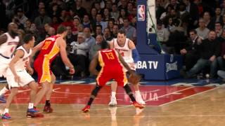 Top 10 NBA Crossovers: January 2015