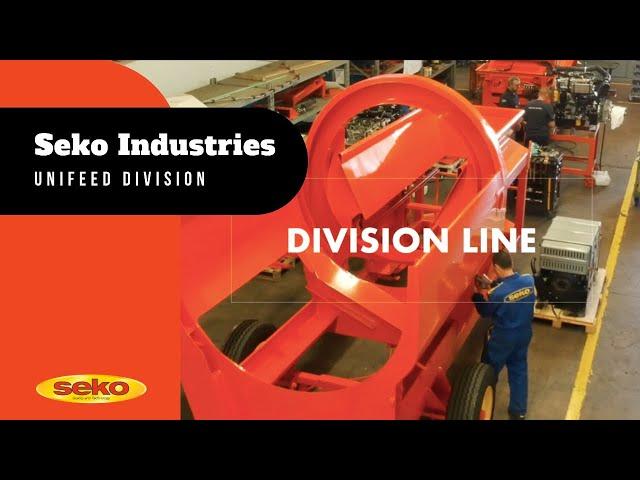 Seko Industries - Unifeed division