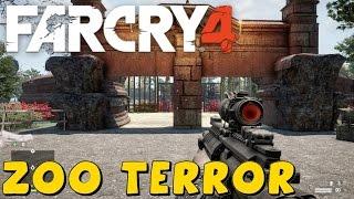 Far Cry 4 ZOO Terror [ Custom Map ] [ Next Gen ]