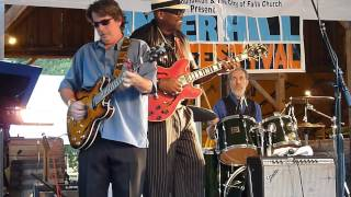 Standing Around Crying  by Big Bill Morganfield @ Tinner Hill Blues June 8 Fest 2013