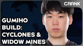 Gumiho Build: Cyclones & Widow Mines - Crank's StarCraft 2 Variety!