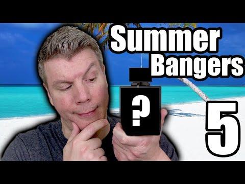 TOP 5 SEXY SUMMER BANGERS! | BEST DESIGNER BEASTS! | FRAGRANCE LIST