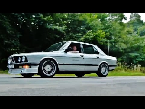 Bmw Alpina B7 Turbo E28 Original Oncoming Sound Youtube