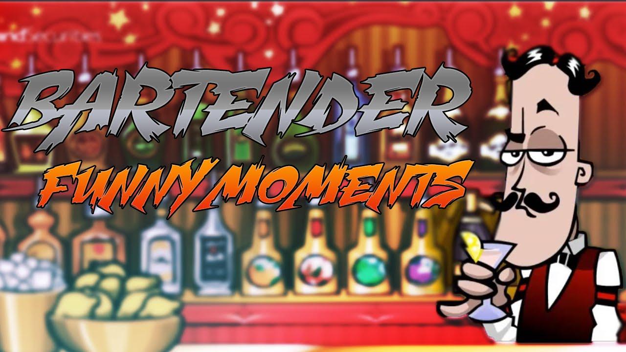 Y8 Games | Bartender Funny Moments - YouTube  Y8 Games | Bart...