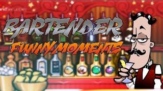 Y8 Games | Bartender Funny Moments