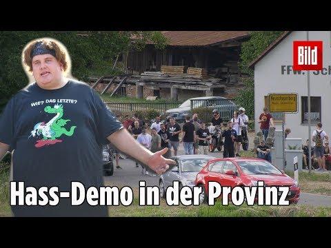 """500 YouTube-Fans stürmen Dorf von """"Drachenlord"""""""