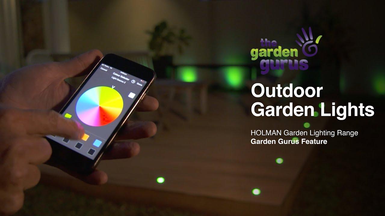 Holman Garden Lighting On The Gurus
