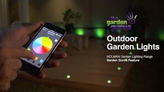 Holman Garden Lighting on The Garden Gurus