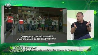 Denilson: Torcida está cobrando Galiotte e Mattos
