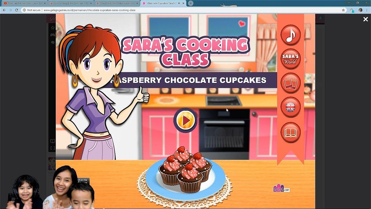 Ocha Bermain Game Memasak Sara S Cooking Youtube
