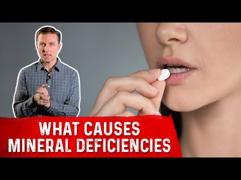 20 Things that Keep You Deficient in Minerals