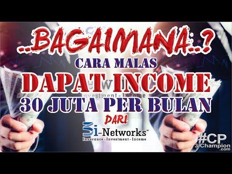 BAGAIMANA CARA MALAS DAPET INCOME 30 JUTA PERBULAN DARI CAR 3i NETWORK