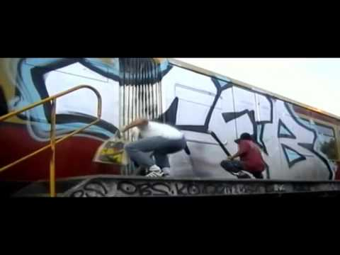 Bombing Berlin (2008 Full Graffiti Movie)