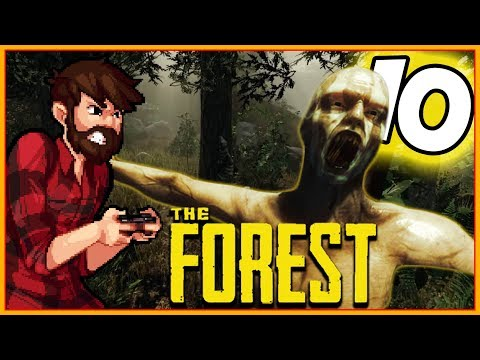THE CAVE | The Forest FULL RELEASE 1.0 Gameplay Let's Play #10