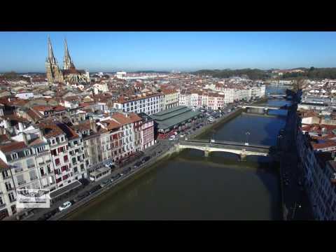 Bayonne 4K -  www.aerialvision.fr