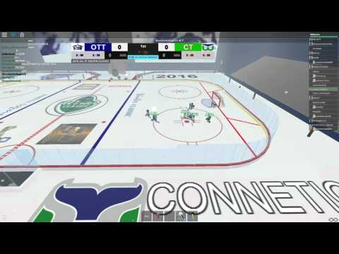 JHL Winter Classic Ottawa Generals @ Connecticut Whalers Period 1