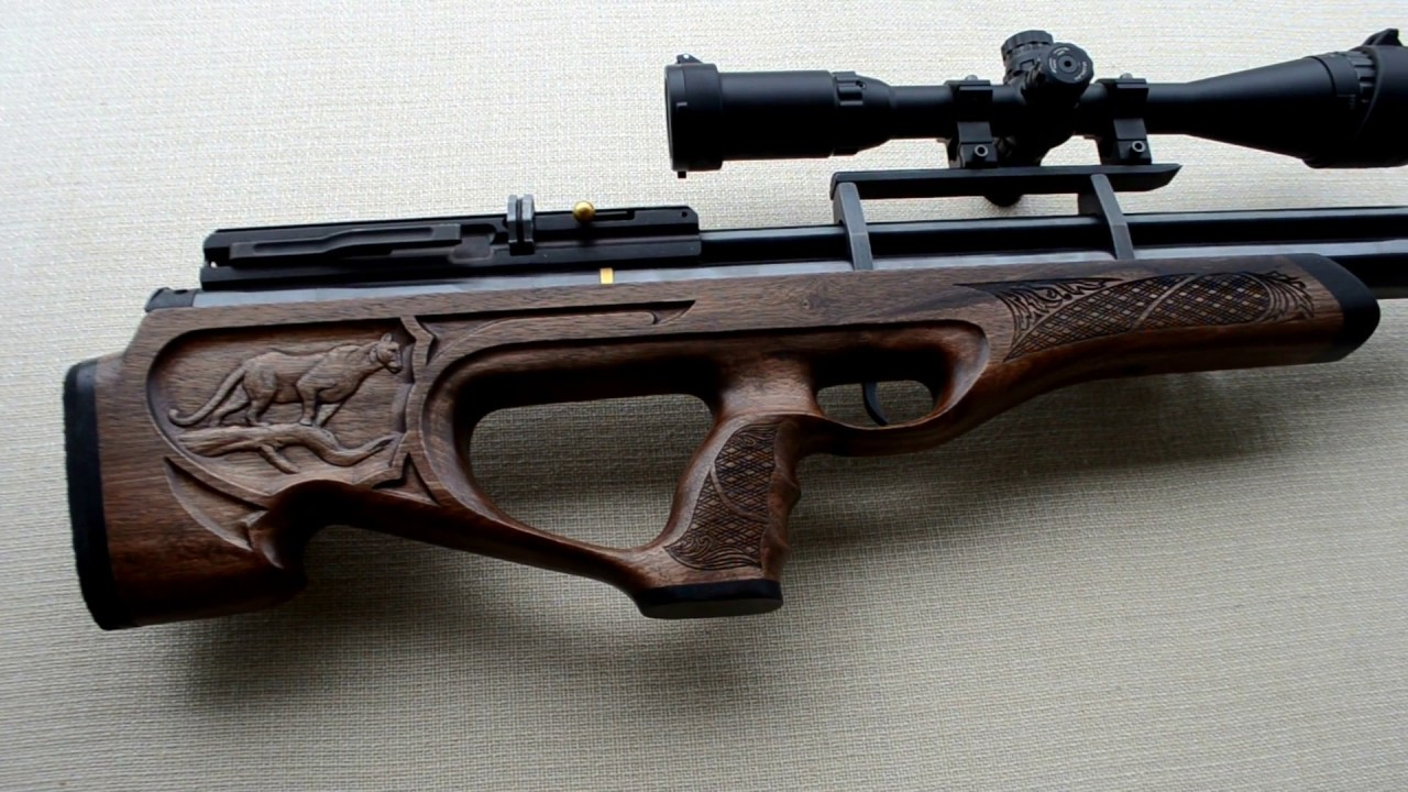 Benjamin Discovery Bullpup Stock – Wonderful Image Gallery