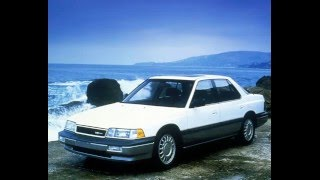 Acura legend 1986 - 1990 specifications