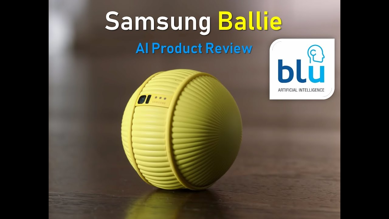 Review: Ballie The Personal Home Robot | Rating: 6.25/10